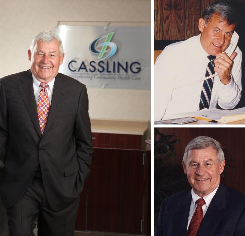 """H. Robert """"Bob"""" Cassling (1930-2014)"""