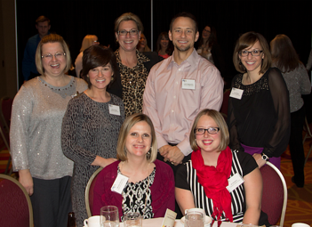 CQuence Health Group Marketing Team 2014