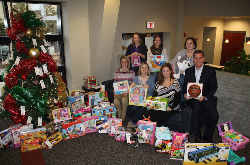 CQuence Health Angel Tree
