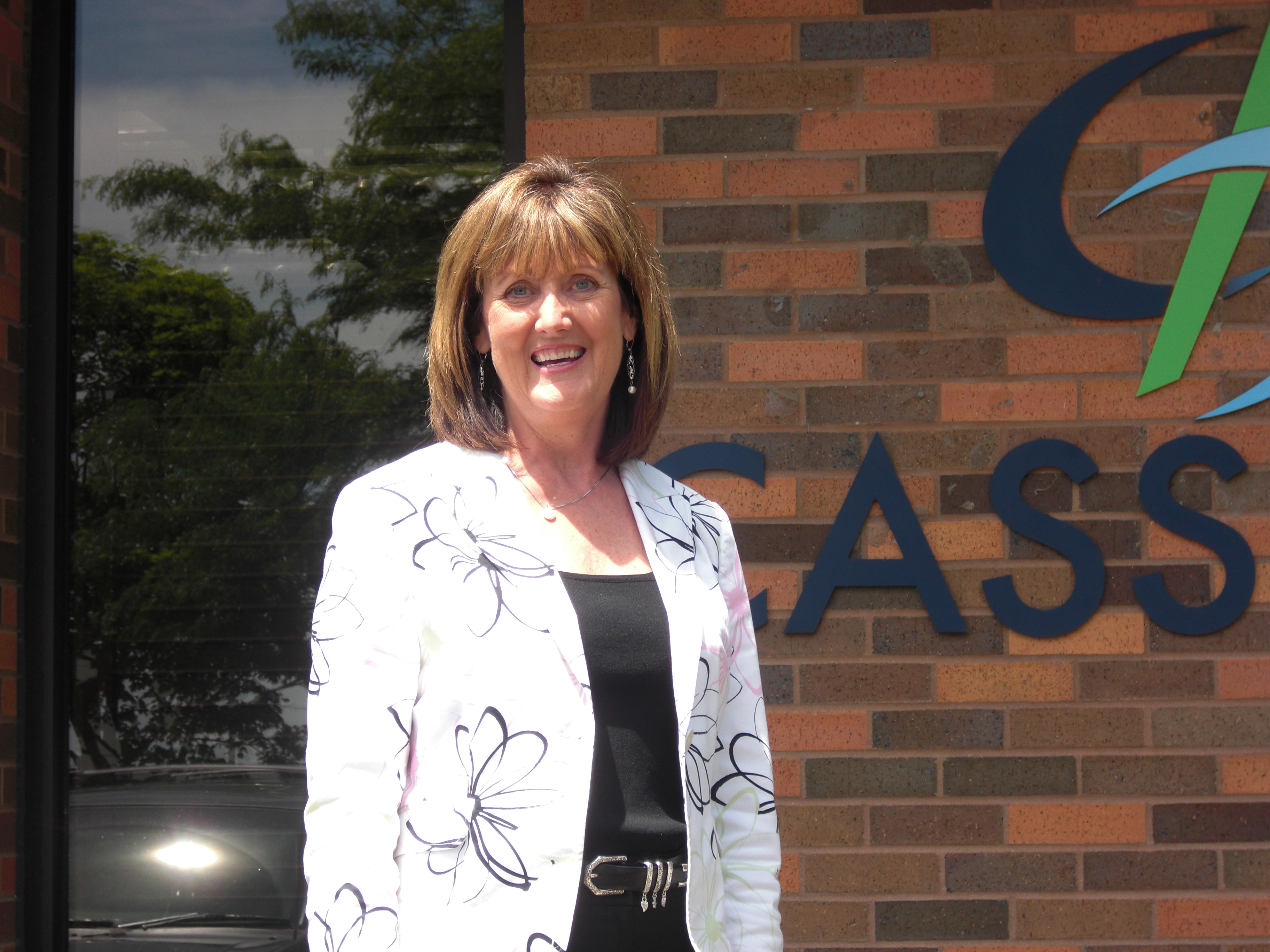 Deb at Cassling HQ
