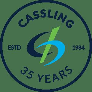 Cassling-35-yr-Anniversary-logo