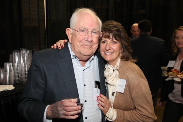 Ken Vetter and Kathy Osborne