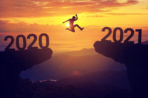 Jumping Into 2021