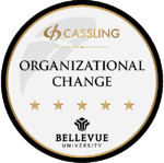 Organizational-change black