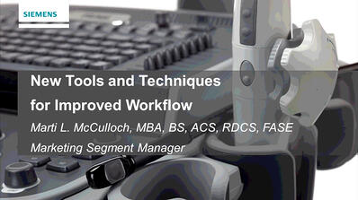New Tools and Techniques for Improved Cardiology Workflow