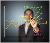 How can you manage your operations more efficiently to better leverage your workforce?