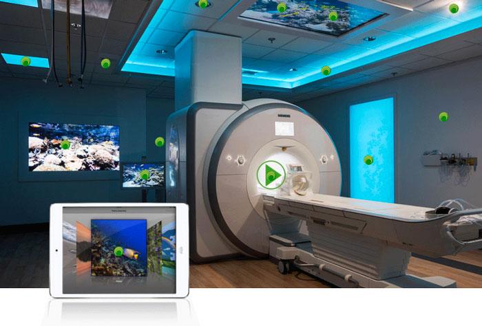 Sentient Suites Interactive MR Room