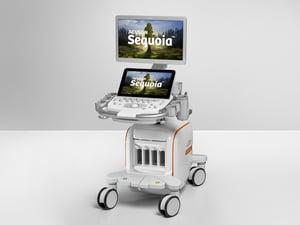 Acuson Sequoia ultrasound system