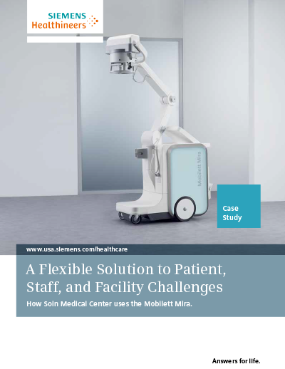 A Flexible Solution to Patient, Staff and Facility Challenges
