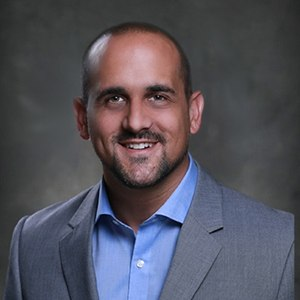 Bruce Stec - VP of Human Resources Headshot