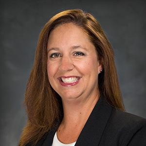 Carol Armitage - VP of Operations Headshot