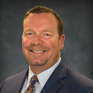 Joe Matthews - VP of Service Headshot