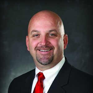 Randy Wobig - Chief Information Officer Headshot