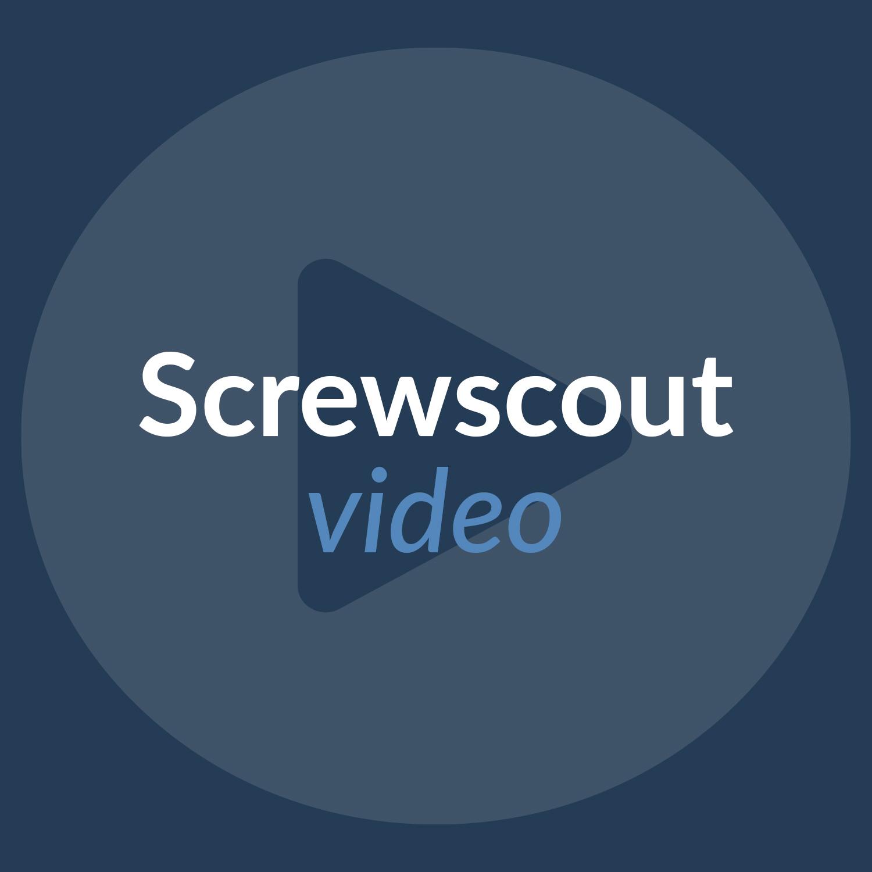 Cios Spin Screwscout Video