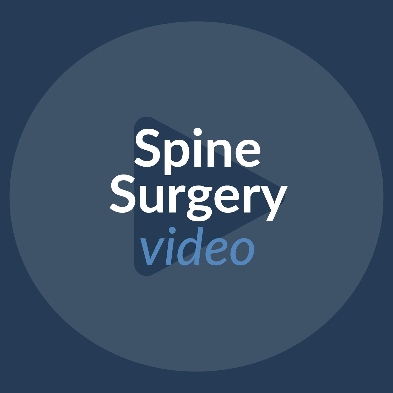 Cios Spin Spine Surgery