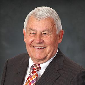 """H. Robert """"Bob"""" Cassling (1930-2014) Headshot"""