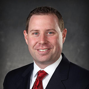 Kyle Salem, Ph.D. - Vice President of Corporate Strategy Headshot